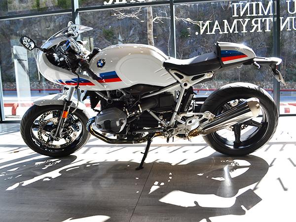 BMW - R nine T   7.800 €