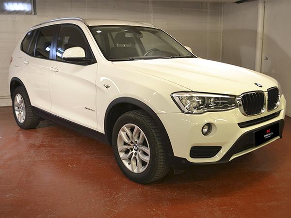 BMW - X3   20.900 €