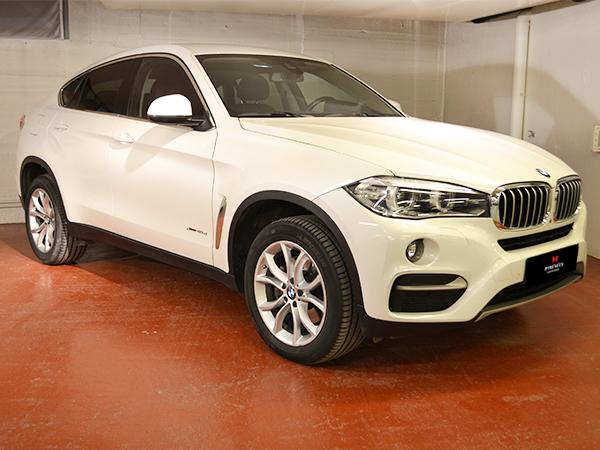 BMW - X6 - X6 40d xDrive   29.900 €