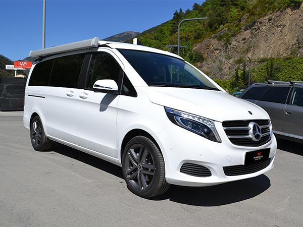 Mercedes-Benz - V 250d Marco Polo Activity   55.000 €
