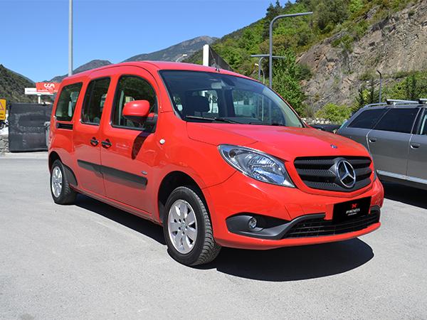 Mercedes-Benz - Citan   14.500 €