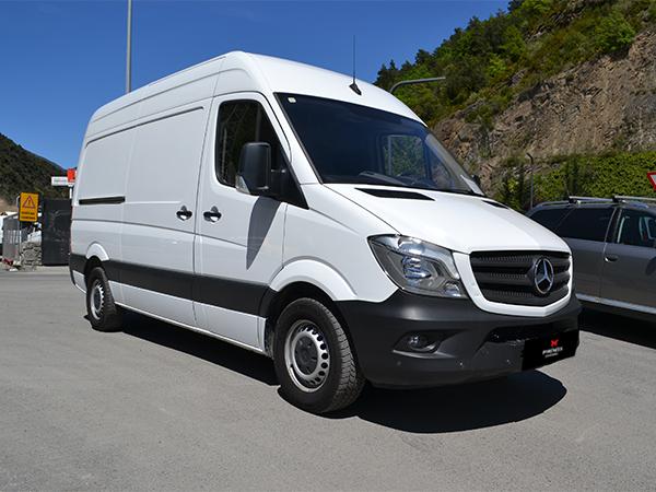 Mercedes-Benz - Sprinter   24.500 €