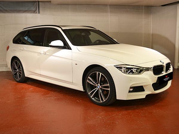 BMW - 320 D - 320d xDrive   28.900 €
