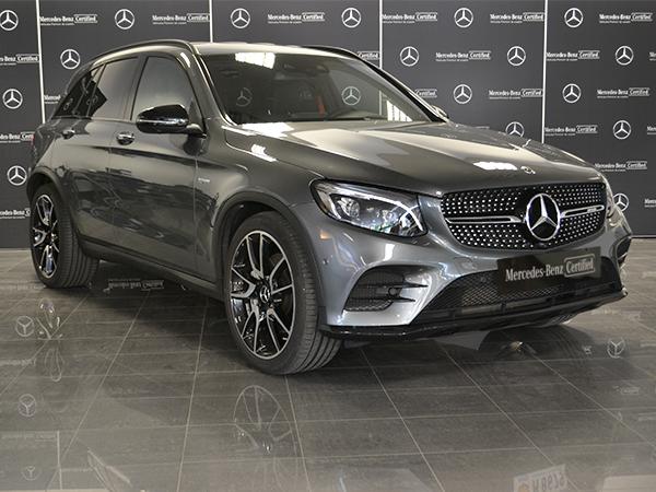 Mercedes-Benz - GLC 43 AMG   59.750 €