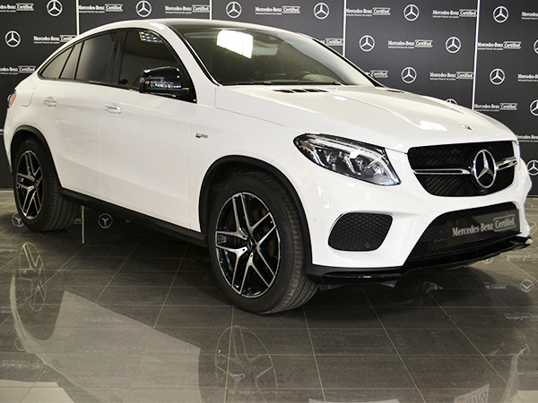Mercedes-Benz - GLE   64.300 €