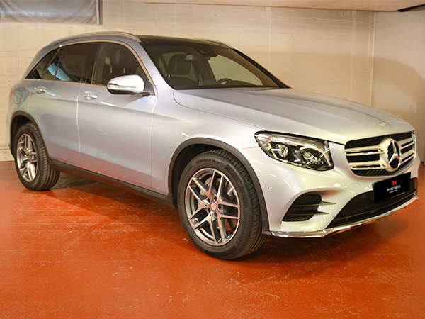 Mercedes-Benz - GLC 250   35.900 €