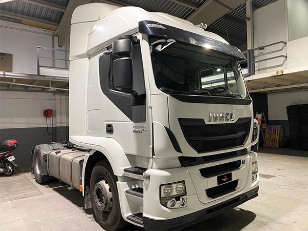 Iveco - LKW/TRUCKS - Stralis 460   36.000 €
