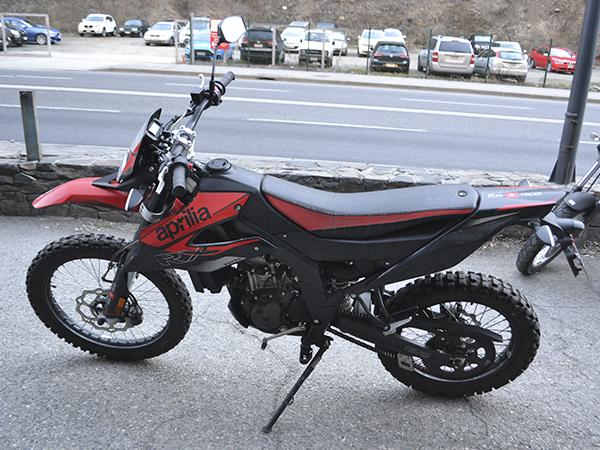 Aprilia RX 125 2900,0000