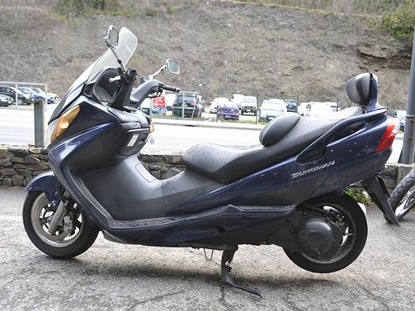 Suzuki Burgman 400 800,0000