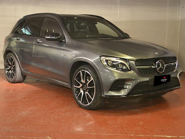 Mercedes-Benz - GLC 43 AMG - GLC 43   47.900 €