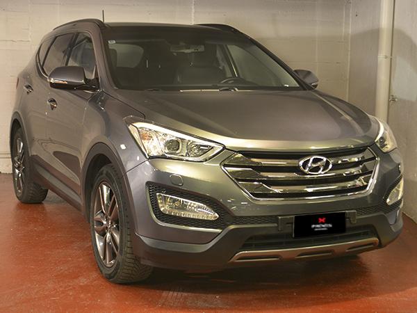 Hyundai - Santa Fe - Santa Fe CRDI 2.2   15.900 €