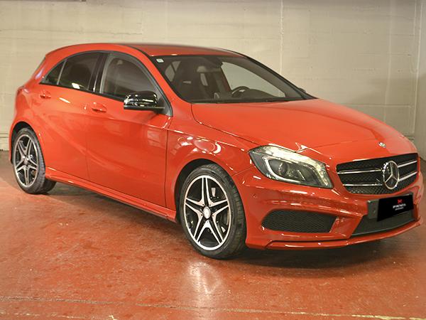 Mercedes-Benz - A 220 - A 220 CDI 4Matic   22.900 €