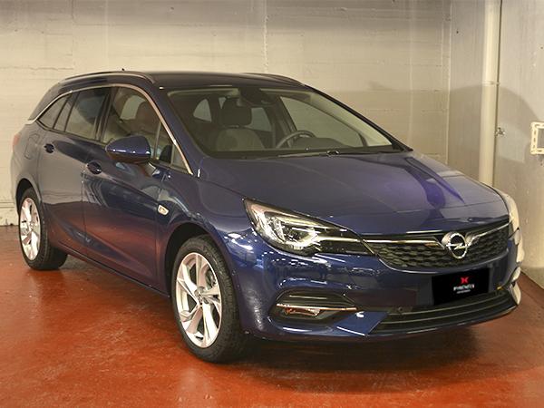 Opel - Astra - Astra Elegance ST    21.400 €