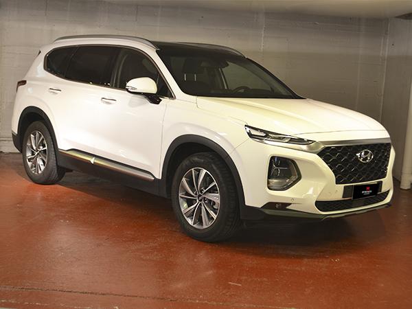 Hyundai - Santa Fe - Santa Fe 4W   31.900 €