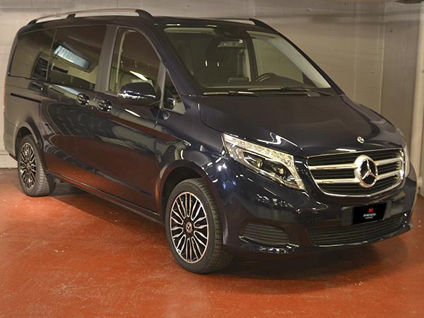 Mercedes-Benz - V - V 250D 4Matic   41.900 €