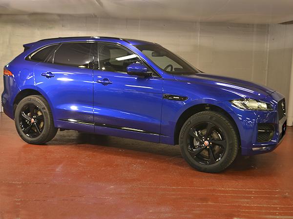 Jaguar - F-Pace - F-Pace   34.900 €