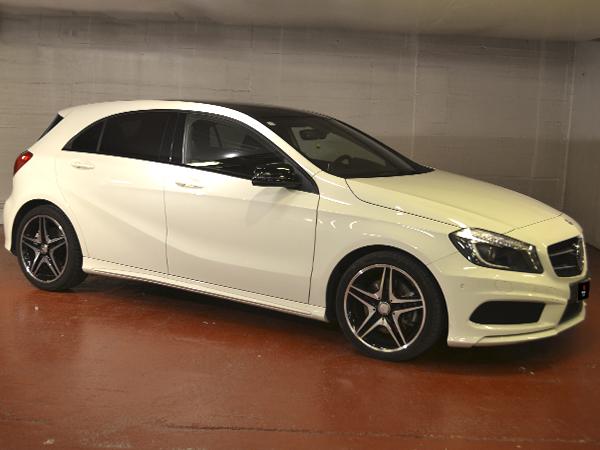 Mercedes-Benz - A 220 - A 220 CDI   20.900 €