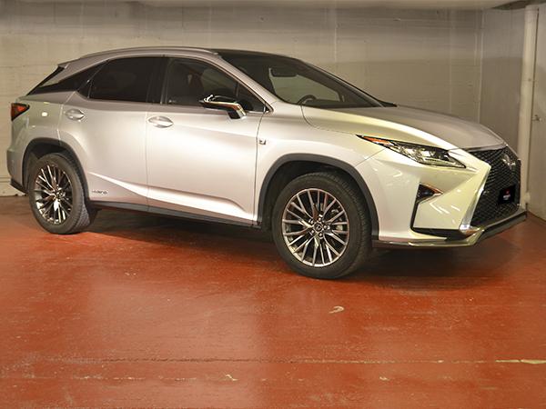 Lexus - RX 450h - RX 450 Hybrid   33.900 €