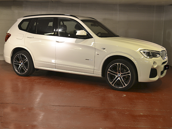 BMW - X3 - X3 xDrive 35D   24.900 €