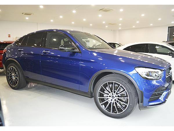Mercedes-Benz - GLC 300 d 4Matic - COUPE COUPE Dièsel  2020  00 Km