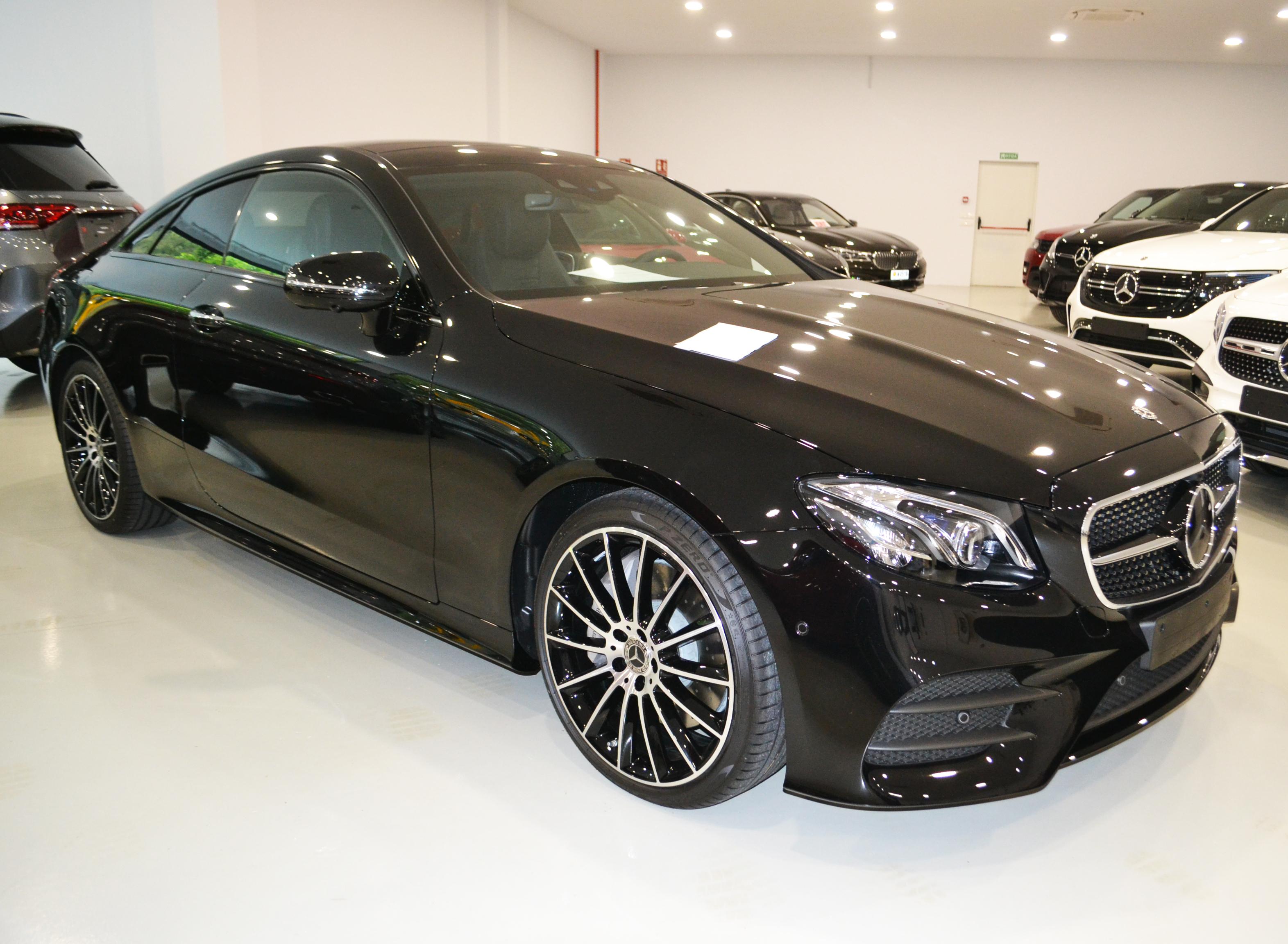 Mercedes-Benz - E 400 - E 400 D 4Matic E 400 D 4Matic Dièsel  2020  00 Km
