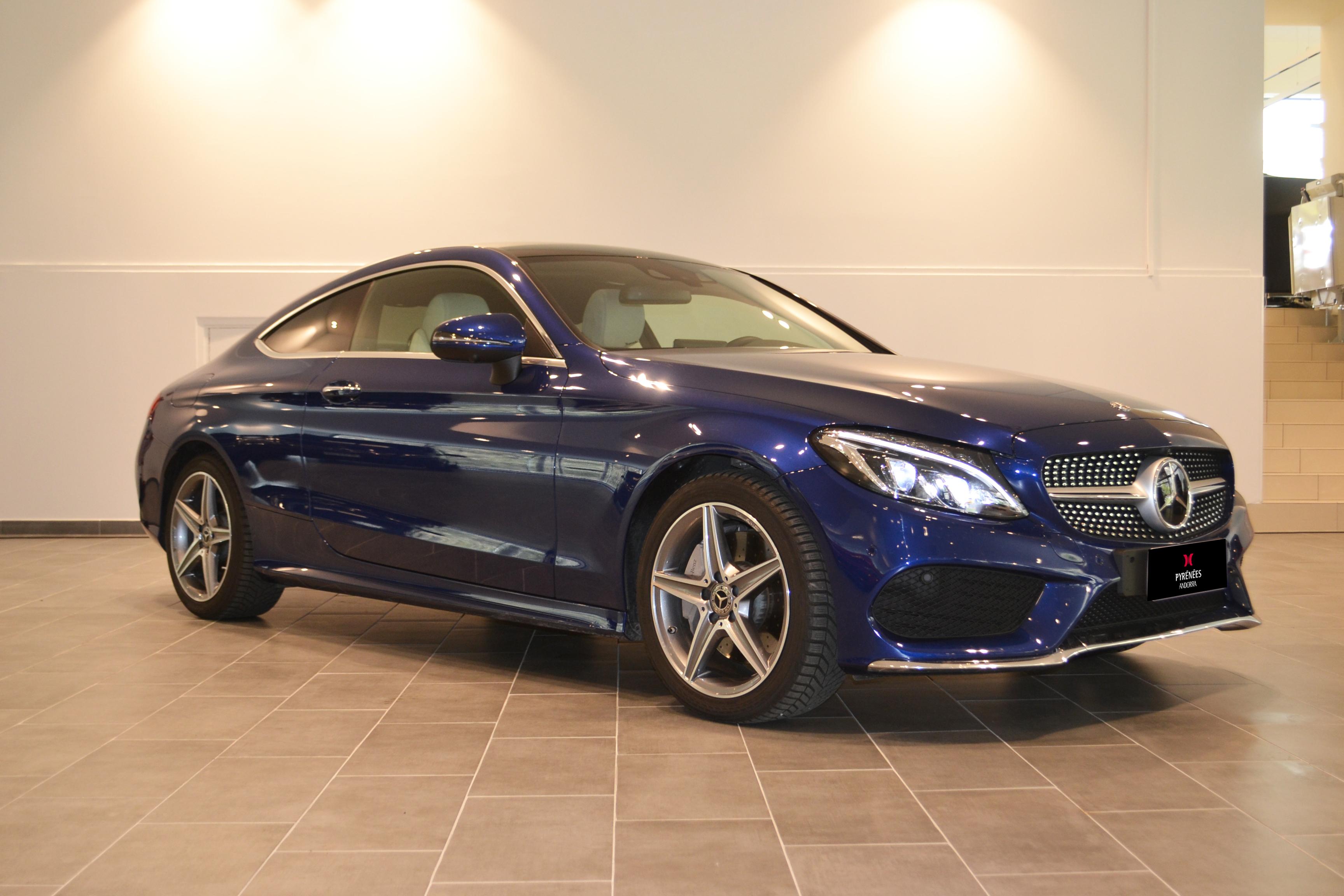 Mercedes-Benz - C 300 - C300   35.900 €