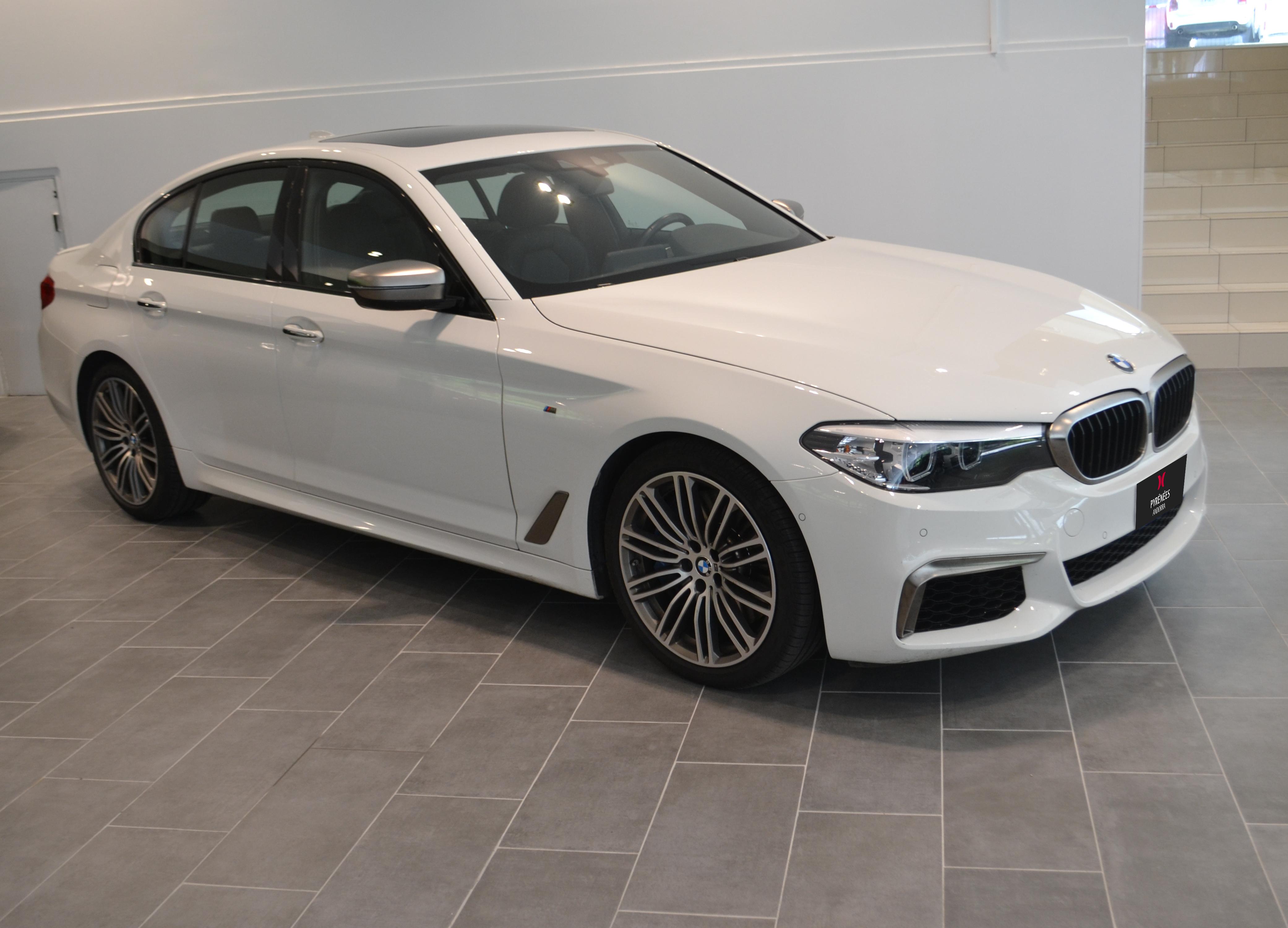 BMW - 550 - M550D M550D Dièsel  2017  85.616 Km