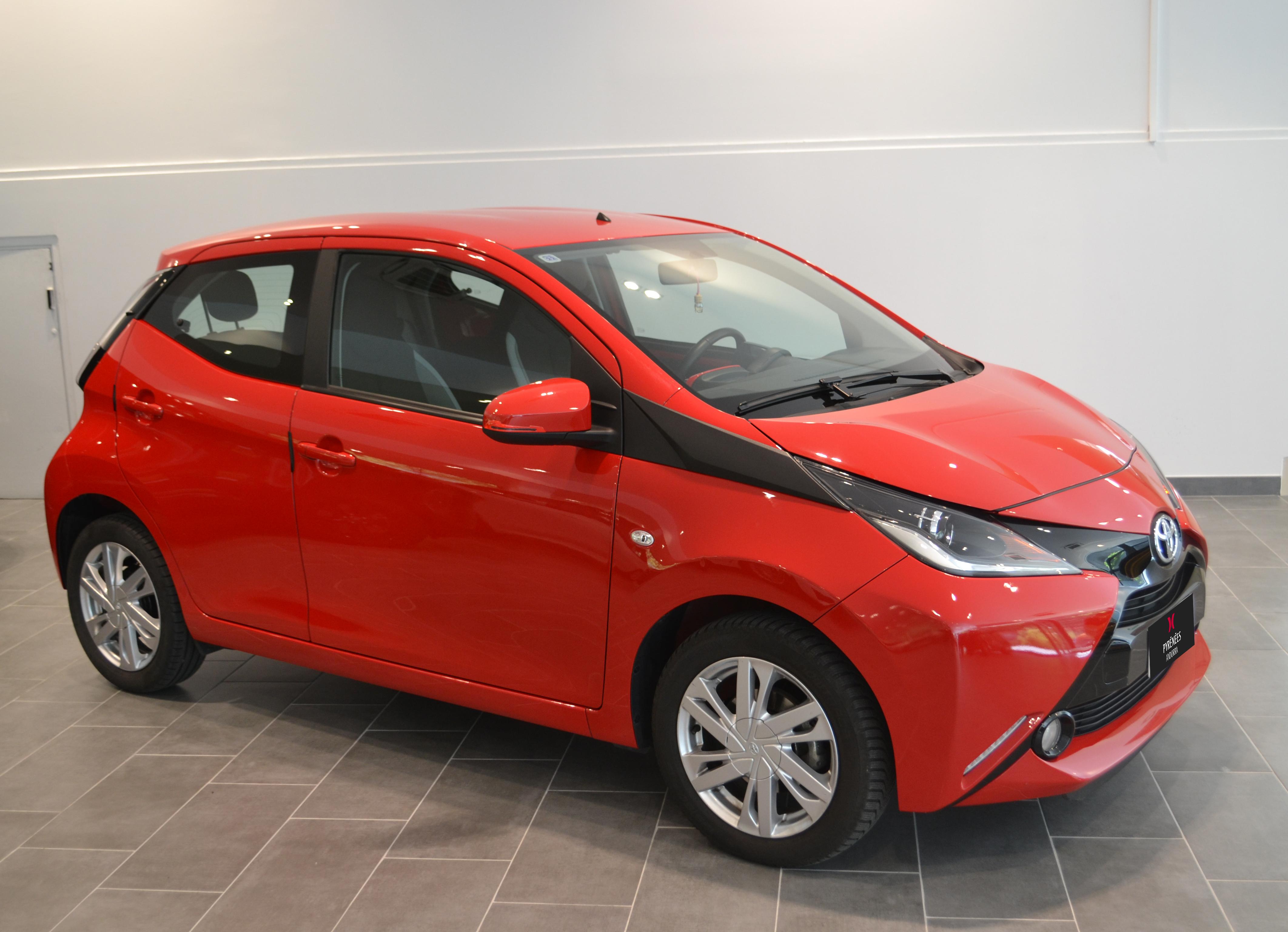 Toyota - Aygo - AYGO 1.0 AYGO 1.0 Benzina  2015  20.667 Km