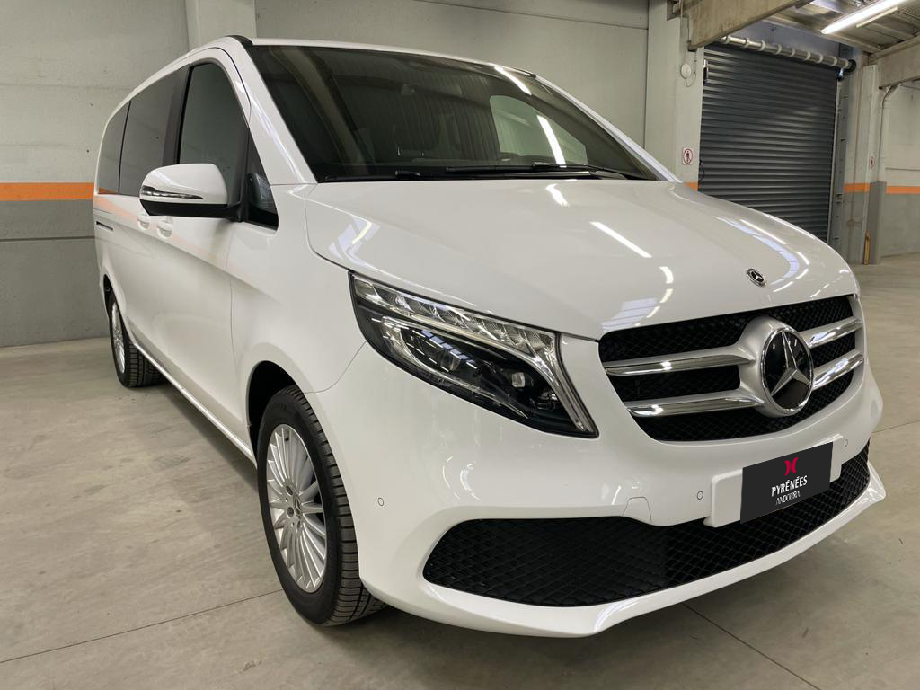 Mercedes-Benz - V 220 - V220 4MATIC V220 4MATIC Dièsel  2020  13.000 Km