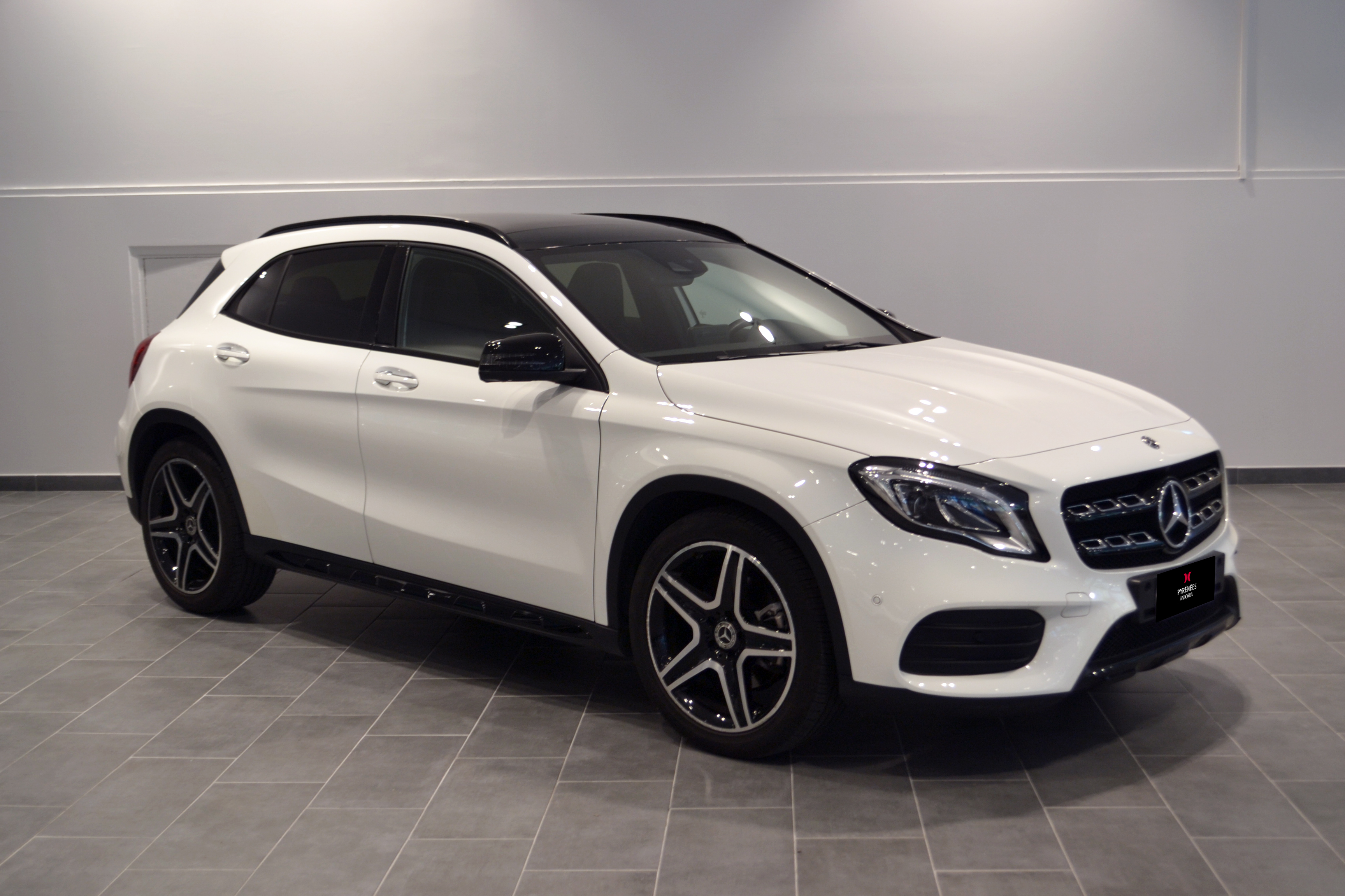 Mercedes-Benz - GLC 220 - GLA 220D 4M   27.900 €
