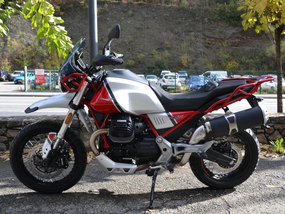Moto Guzzi - V85 TT   9.500 €