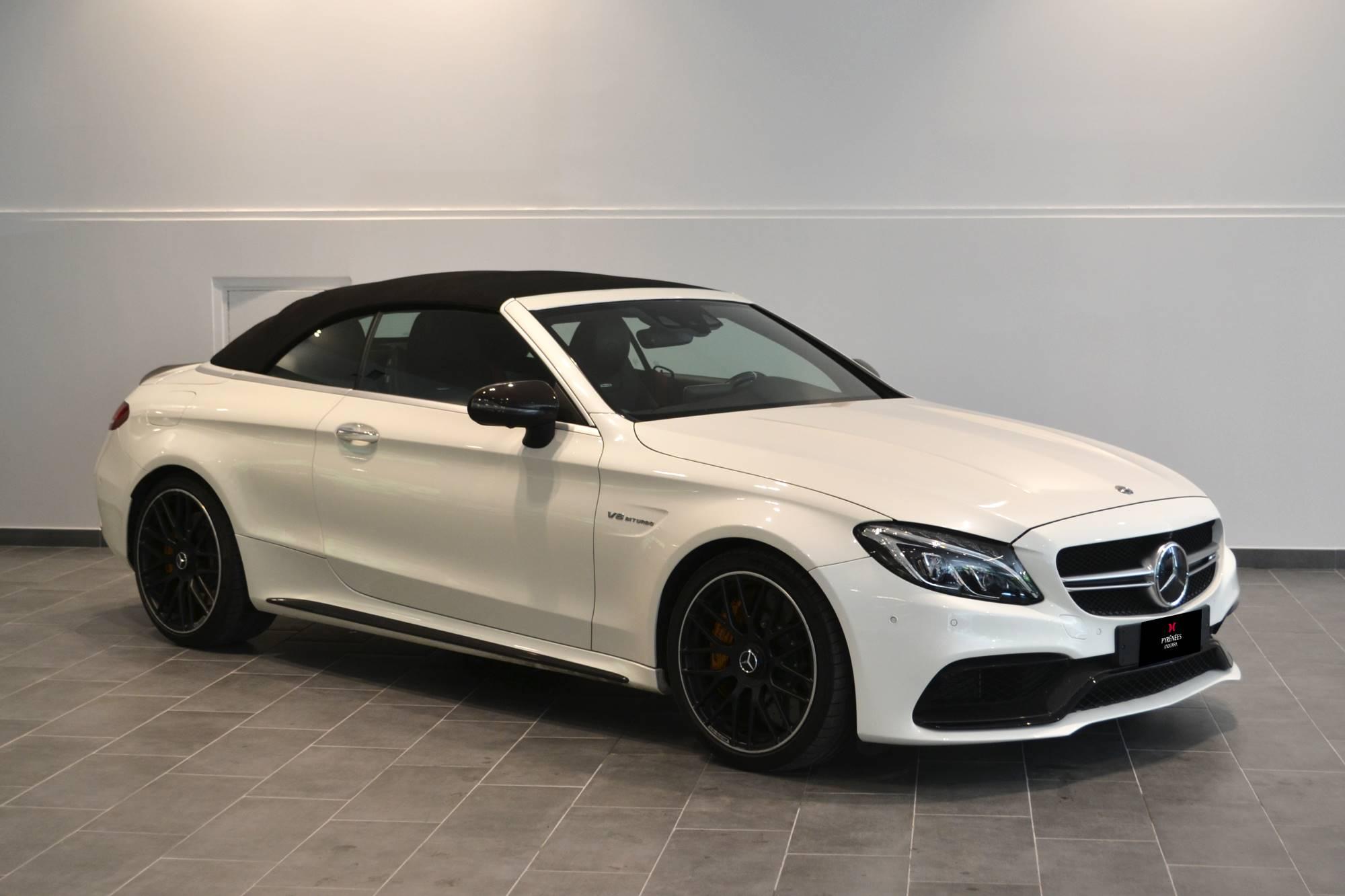 Mercedes-Benz - Clase C Coupé - 63 S AMG 63 S AMG Benzina  2017  112.122 Km