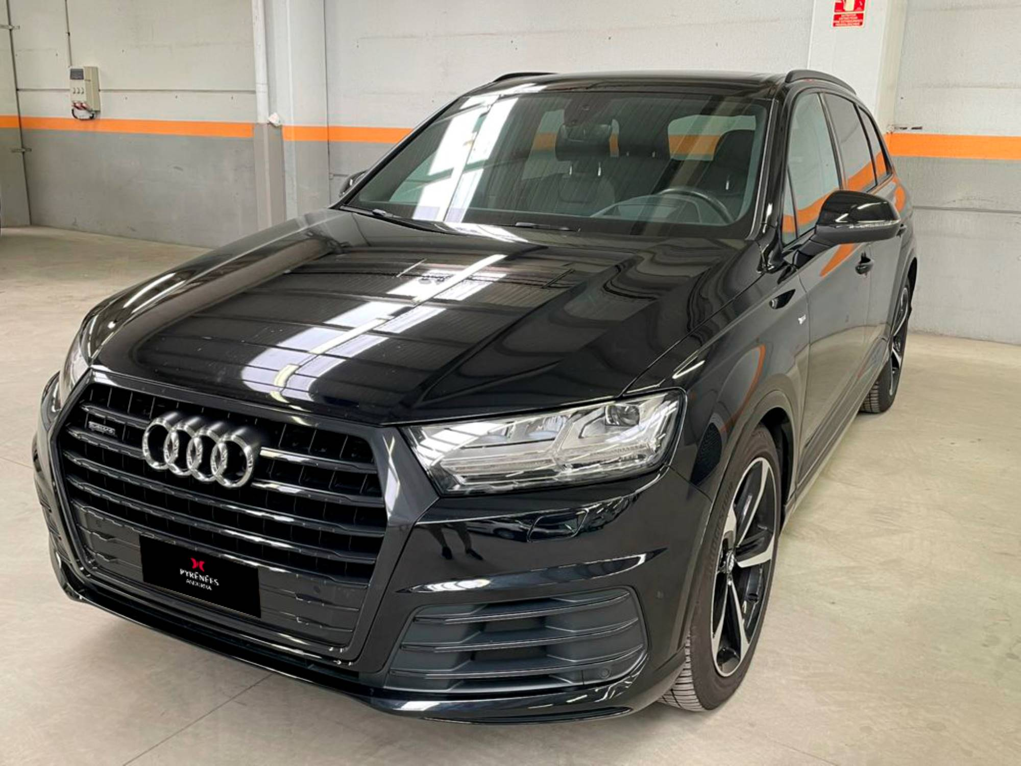 Audi - Q7 - 3.0 V6 TDI 3.0 V6 TDI Dièsel  2016  49.000 Km