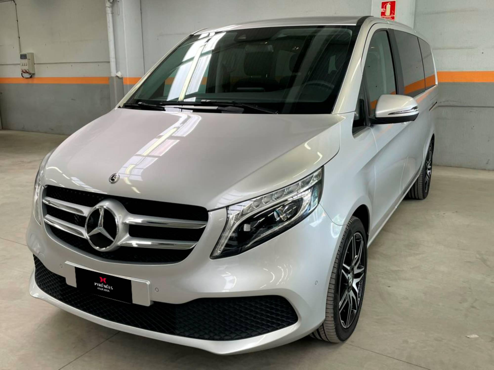 Mercedes-Benz - Classe V  Dièsel  2021  9.000 Km