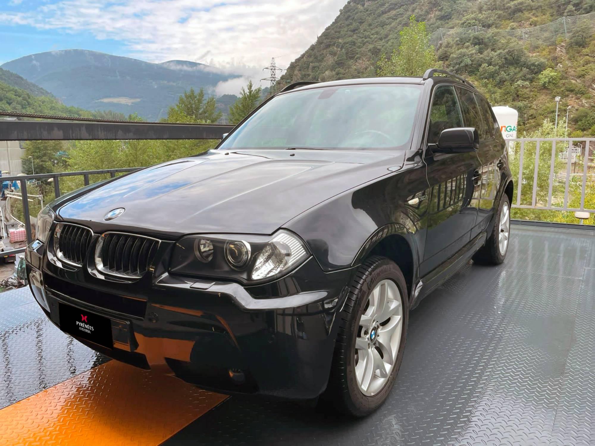 BMW - X3 - 3.0 i   9.500 €
