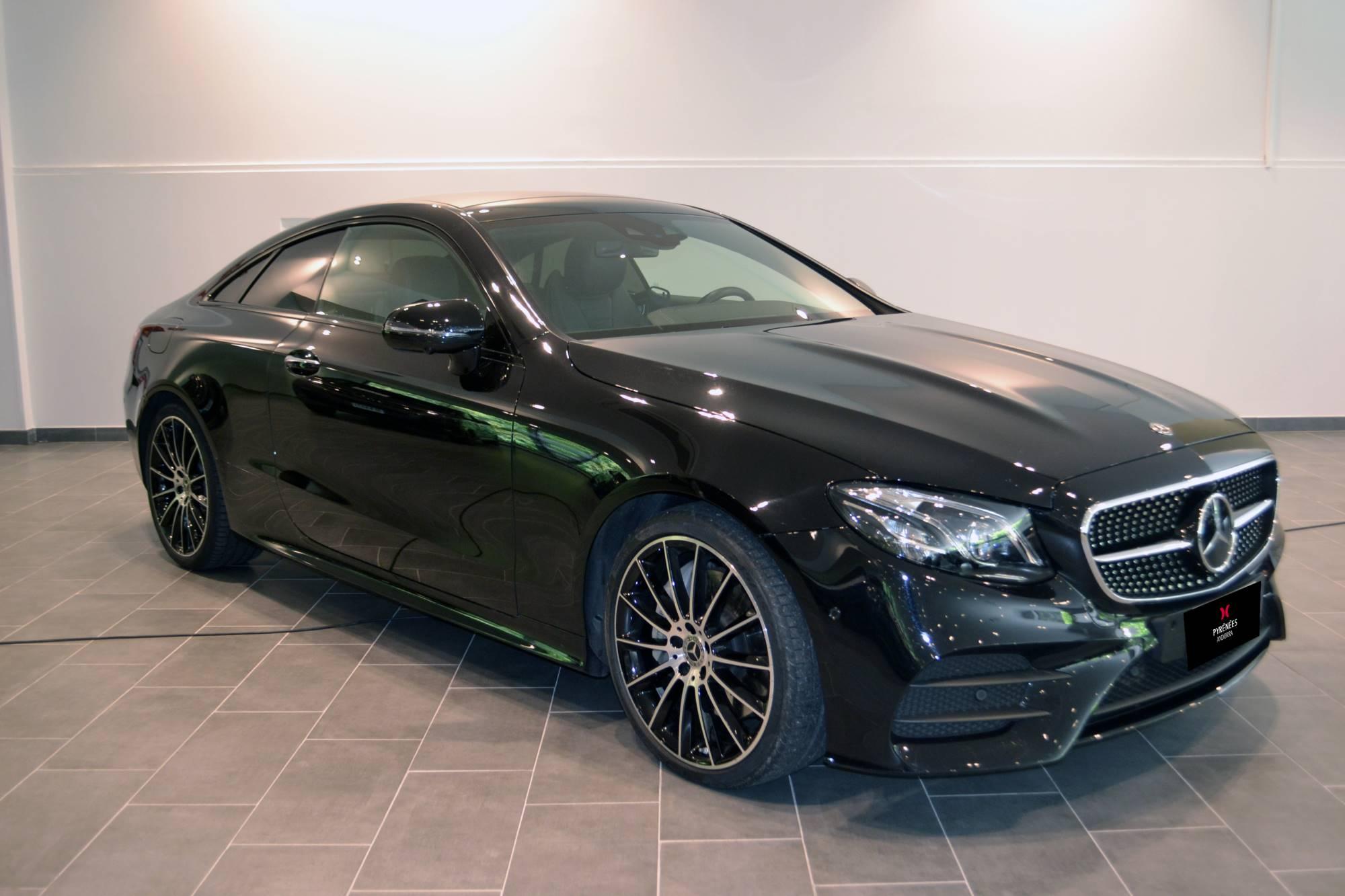Mercedes-Benz - Classe E - 400 d 4M 400 d 4M Dièsel  2020  54.544 Km