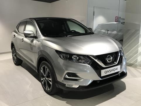 Nissan - Qashqai - N-CONNECTA   A Consultar