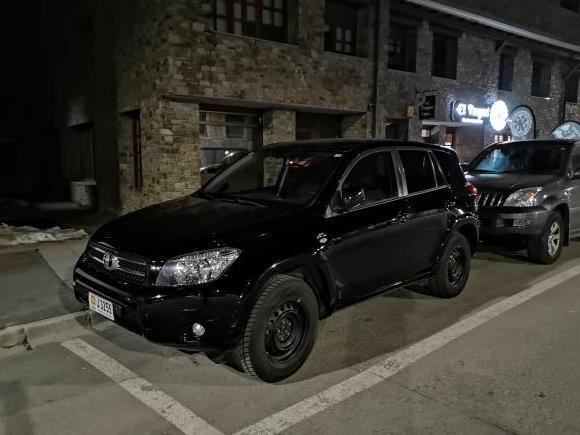 Toyota - RAV 4   10.000 €