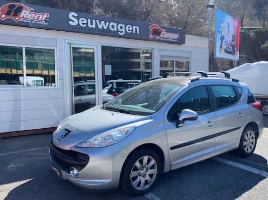 Peugeot - 207   7.900 €