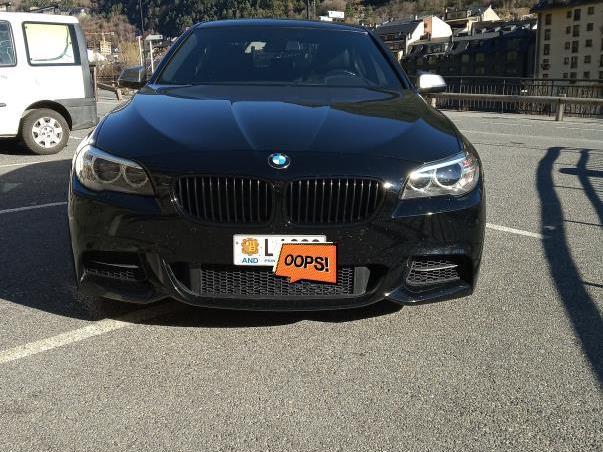 BMW - 550   A Consultar