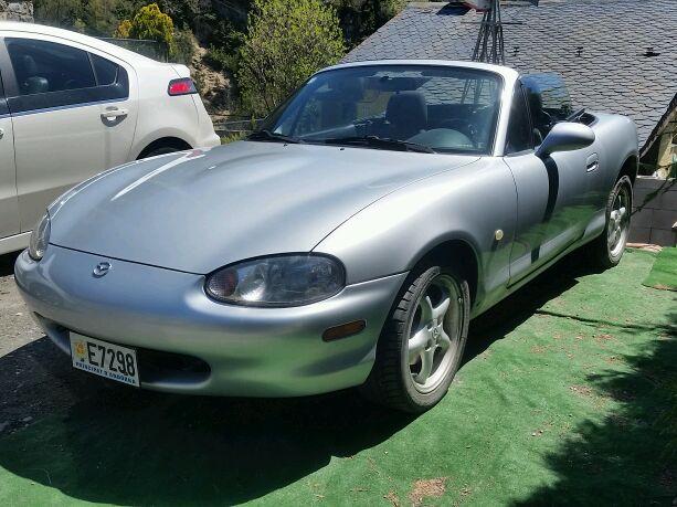 Mazda - MX-5   5.000 €