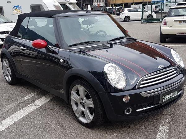 MINI - Cooper Cabrio   8.900 €