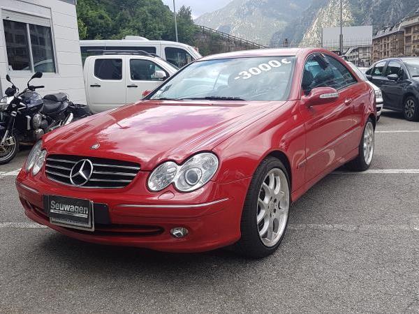 Mercedes-Benz - CLK 270   8.900 €