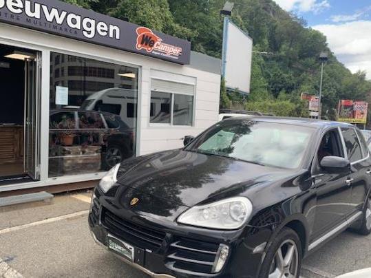 Porsche Cayenne S 15900,0000