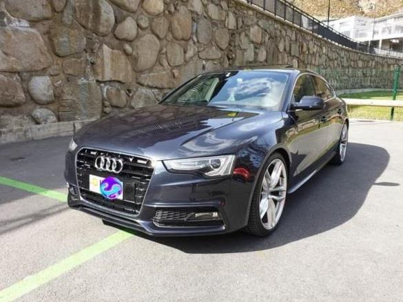 Audi - A5   32.900 €