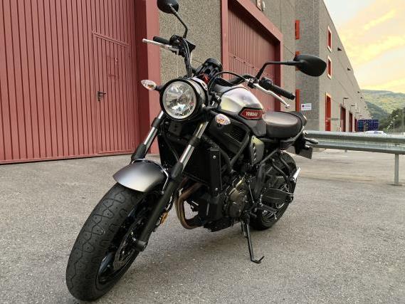 Yamaha - XSR 700   6.300 €
