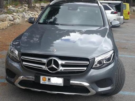 Mercedes-Benz - GLC 220 - D 4MATIC   34.500 €