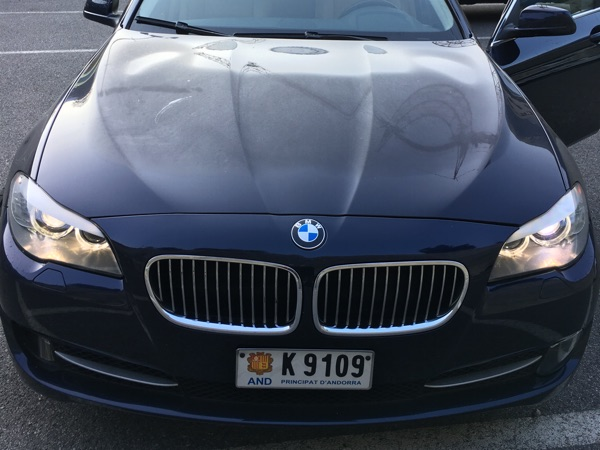 BMW - 535D - 535D XDRIVE TOURING F11   19.690 €