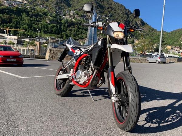 SWM - SM-125R   2.000 €