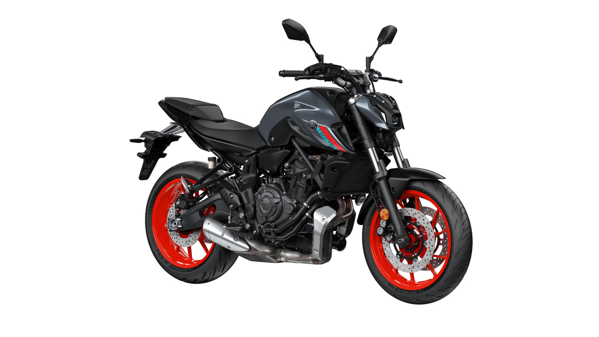 Yamaha - MT 07 Benzina  2021  -